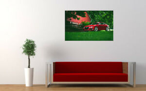 RED-AUDI-RS7-PRINT-WALL-POSTER-PICTURE-33-1-x20-7