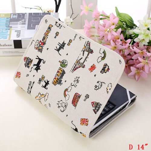 Notebook laptop sleeve bag cotton pouch case cover for 14 //15.6 //15 inchlaptopk6