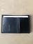 Porte-cartes-cuir-noir-croco-vernis miniature 1