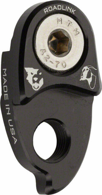 Wolf Tooth Components RoadLink for Shimano Wide Range Road Bike 1x10//11-Speed
