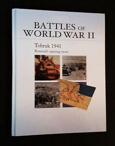 Battles-Of-World-War-2-Tobruk-1941-Rommel-039-s-Opening-Move-hb