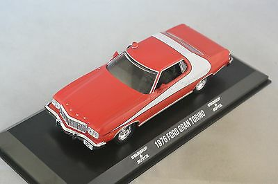 GREENLIGHT 86442 - Ford Gran Torino 1976 Starsky et Hutch ( 1975-1979) 1/43