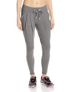 ASICS-Women-039-s-Sarouel-Pants-Grey-X-Small
