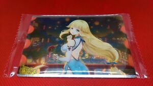 EX Queen Elizabeth Azur Lane Wafer Trading Card Mobile Game Hobby Collection