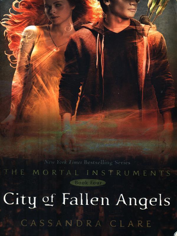 City Of Fallen Angels Clare Cassandra Mcelderry 2011 - Clare, Cassandra