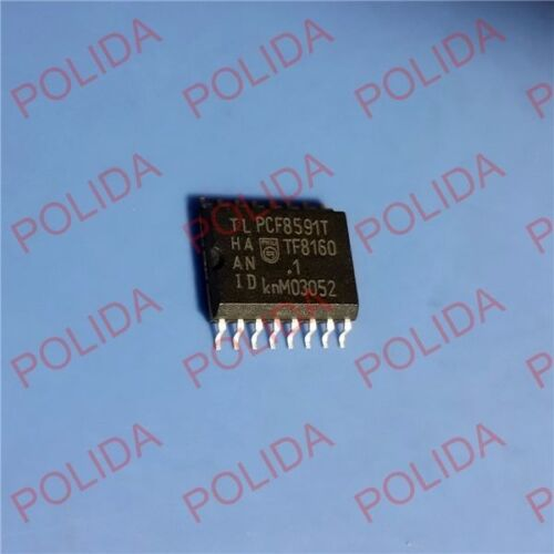 10PCS A//D y D//A converter IC SOP-16 PCF8591T PCF8591T//2 PCF8591TD
