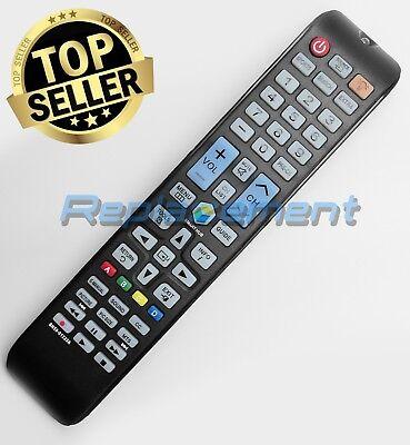 UN55JS7000FXZA UN55JS7000F UN50JS7000FXZA OEM Samsung Remote Control Shipped with UN50JS7000F