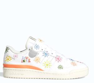 Adidas Forum Low Pride Lifestyle Shoes White GW2416 Size 4