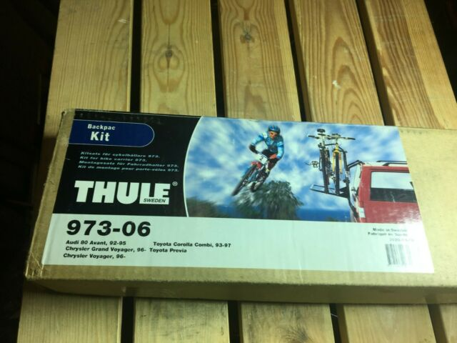 Thule 973-06 Back Pak-Kit