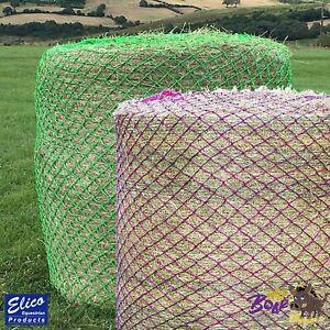 Extra Large Elico Wild Boar Bale Net 2 Sizes Large