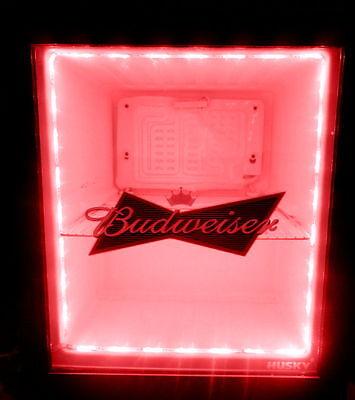 Red Led Light Set For Mini Fridge Remote 240v Lights Only