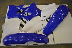 New-Race-Tech-Plastic-kit-Yamaha-YZ125-YZ250-1996-1997-1998-1999-2000-2001