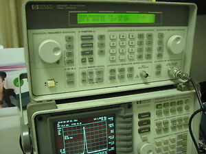 HP-Agilent-8648B-9-kHz-2-GHz-Signal-Generator