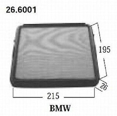 FILTRO ARIA MAHLE LX 75 266001 BMW K 75 100