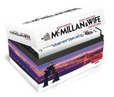 McMillan & Wife Complete Series Seasons 1 2 3 4 5 6 1-6  DVD NEW +Snoop Sisters