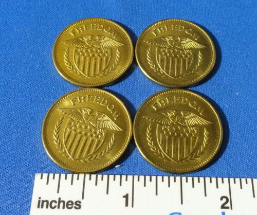 Federal Credit Union 25c Coins  Medi Money B.M.H 4 Cleveland TN