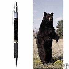 Black Bear Animal Writing Ink Pen