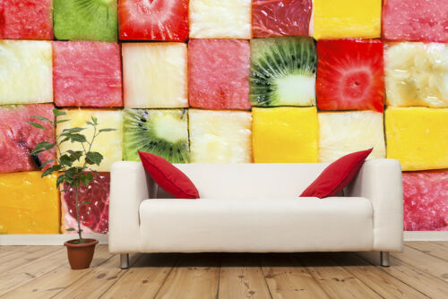 Papier Peint fruits obstalata fruits-Vraiment la Colle papier peint ou Autocollantes papier peint