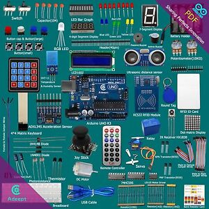 Adeept-RFID-Starter-Leaning-Kit-for-Arduino-UNO-R3-from-Knowing-to-Utilizing