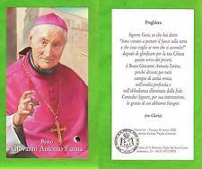 Reliquia – Santino - Reliquiario – San Giovanni Antonio Farina