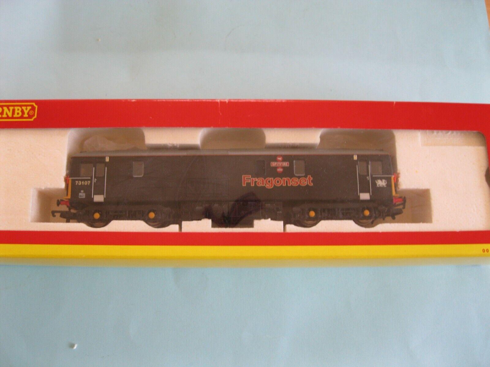 HORNBY R2518 FRAGONSET RAILWAYS BO-BO DIESEL ELECTRIC CLASS 73 'SPITFIRE' - MIB