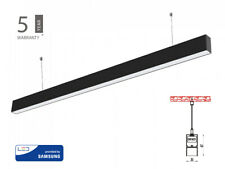 Led-Lampe Linear Pendelleuchte Slim 120cm 40W 4000K Ausziehbar Chip Samsung
