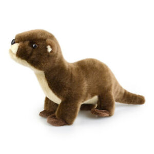 LIL-FRIENDS-OTTER-PLUSH-SOFT-TOY-25CM-STUFFED-ANIMAL-BY-KORIMCO