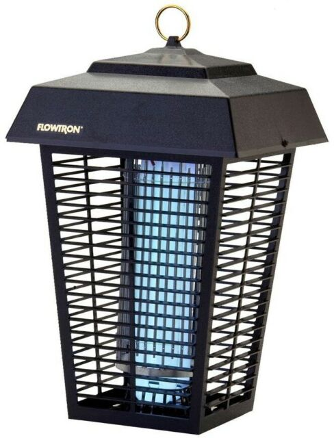 Bug Zapper Light Outdoor Electronic Insect Killer Mosquito Fly Pest