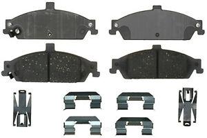 ACDelco Advantage 14D1119CH Disc Brake Pad Set