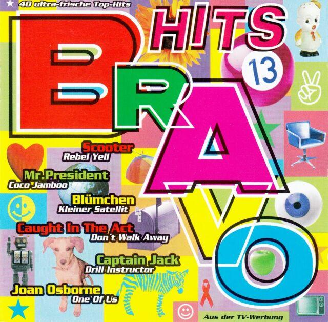 BRAVO HITS 13 / 2 CD-SET - TOP-ZUSTAND
