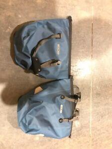 Pair Ortleib Bike Shopper    Touring, Bikepacking, Waterproof Pannier Bag Bags