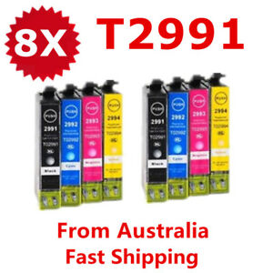 8-Generic-29-29XL-T29-T2991XL-Ink-Cartridge-For-Epson-XP-235-332-335-432-435-425