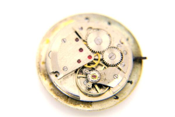 UnermüDlich Eta Handaufzug Uhrwerk - Kaliber 2391 - Inkl. Zifferblatt Und Zeiger