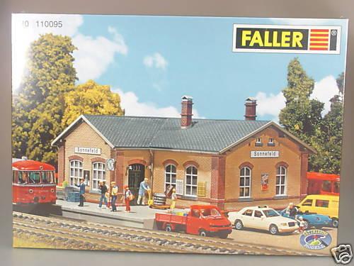 Haltepunkt Haltepunkt Haltepunkt Sonnefeld - Faller HO 110095  E c75f50