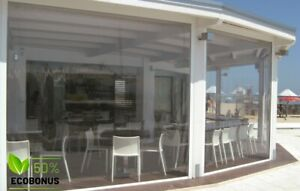 Tenda-antivento-Cristal-Easy-in-PVC-Trasparente-per-chiusura-Balconi-Verande-Bar