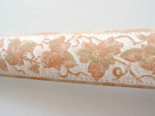 3 Bordüren 3 Bordüren Bordüre selbstklebend 5,4cmx5m Rainbow Leaf beige 61147
