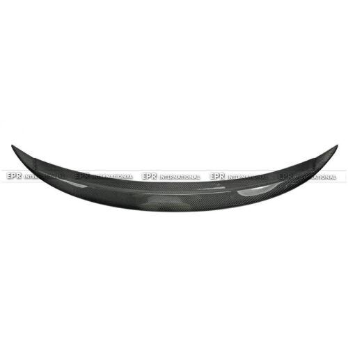 GV Style Ducktail Rear Trunk Spoiler For Mazda MX5 Miata ND Carbon Fiber Wing