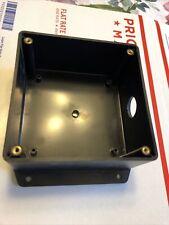 Polycase Dc 44f Heavy Duty Electronics Enclosure Black 462x462x225 Elec Box