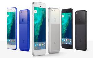 Google-Pixel-OR-XL-Quite-Black-Silver-Blue-GSM-Unlocked-Version-32-128GB-CDMA