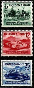 DEUTSCHES-REICH-INTERNATIONAL-CAR-EXHIBITION-IN-BERLIN-MICHEL-686-8-SU056