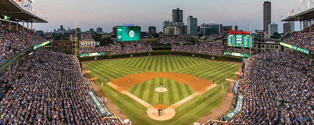 Los Angeles Dodgers at Chicago Cubs Tickets (Cubs Ring Ceremony and Replica Champs Banner Giveaway)