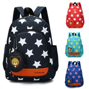 Kids Boy Girl Children Backpack Nursery Toddler Cute Lunch School Bag Rucksack Clothing, Shoes & Accessories