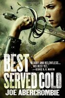 Best Served Cold By Joe Abercrombie, (paperback), Orbit , New, Free Shipping on sale