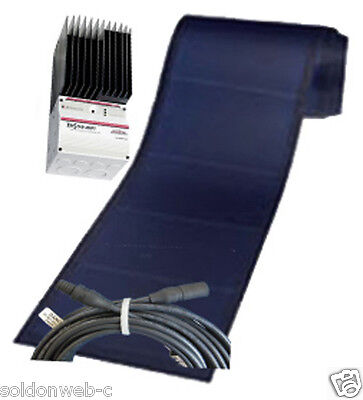 544 watt Solar Battery Charging Kit Uni-Solar UPG to 2KW  12v to 48v all in one