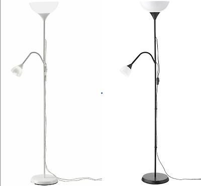 Ikea Not Floor Free Standing Lamp, Floor Lamp With Shelves Ikea