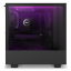 NZXT-H510-Elite-Black-Mid-Tower-w-Tempered-Glass-Window-ARGB-140mm-Fans thumbnail 2
