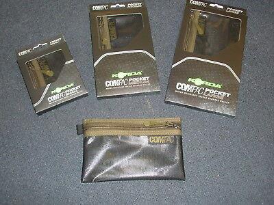 Tackle Storage Carp Coarse Various Sizes Korda COMPAC POCKET WALLET