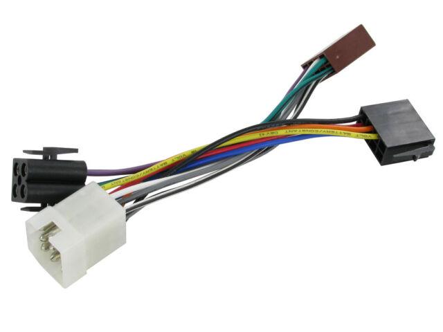 VOLVO 240 CD Radio Stereo Headunit ISO Wiring Harness Lead Adaptor Ct20vl03  for sale online | eBay | Volvo 240 Radio Wiring |  | eBay