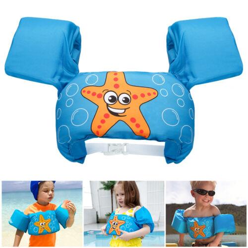 Kinder Schwimmhilfe Schwimmende Jacke Schwimmweste 2-6 Jahre Kind Schwimmweste