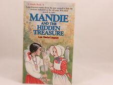 VERY GOOD+!! Mandie and the Hidden Treasure #9 Lois Gladys Leppard